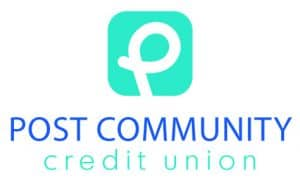 post community credit union logo